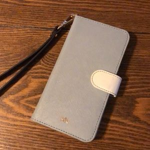 Michael Kors iPhone 8plus wallet case LIKE NEW